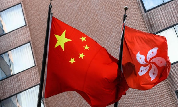 China uses Hong Kong security law against US and UK-based activists