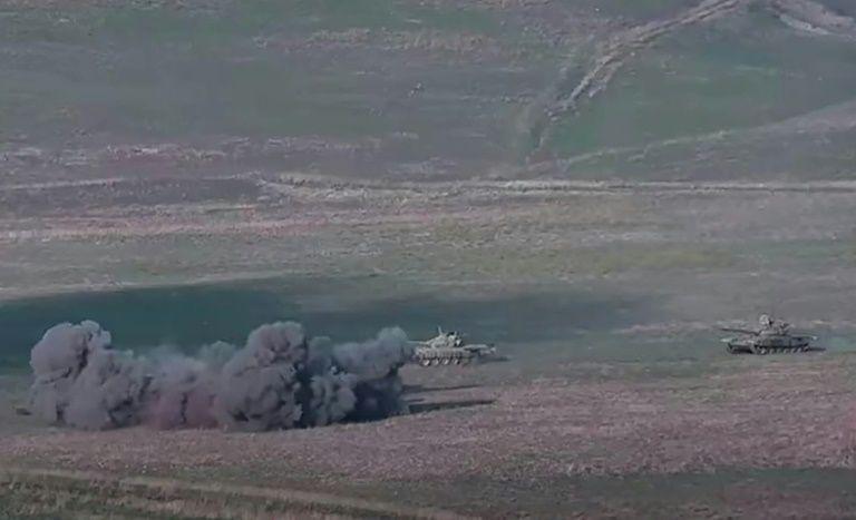 Armenia, Azerbaijan in clashes over disputed Nagorno-Karabakh region
