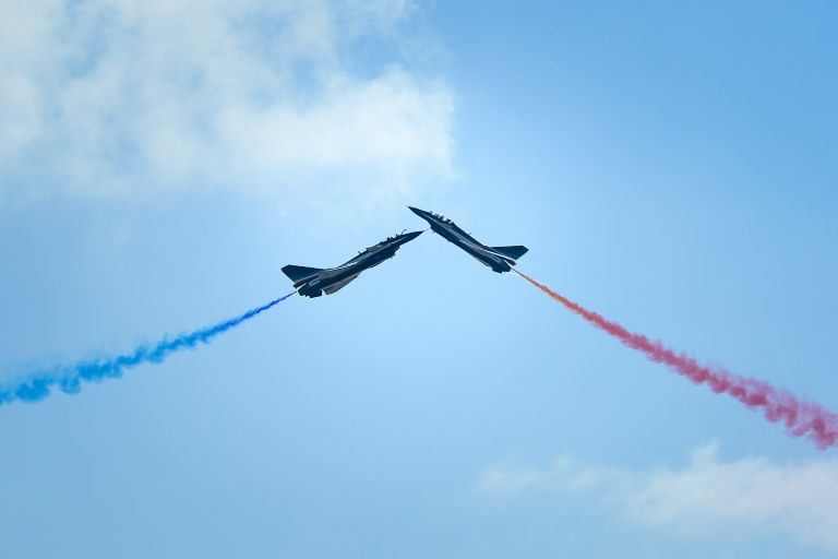 China's biggest airshow cancelled for first time over pandemic