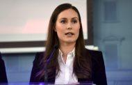 Finnish PM Sanna Marin leaves EU summit as coronavirus precaution