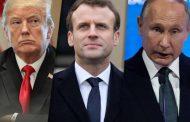 Putin, Macron and Trump preparing Karabakh statement
