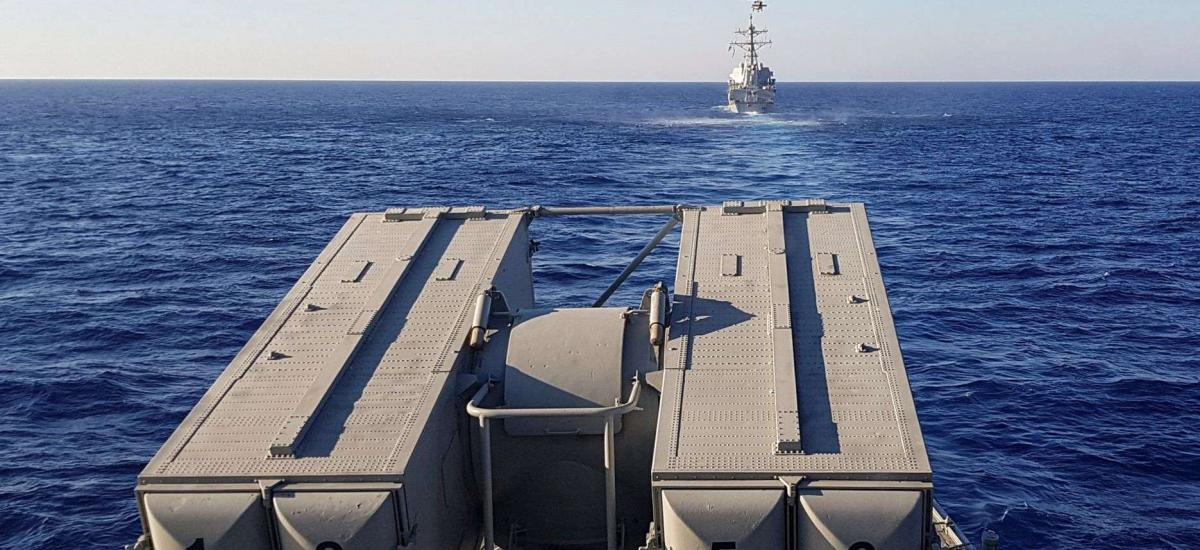 Greece should boost navy, airpower in East Med
