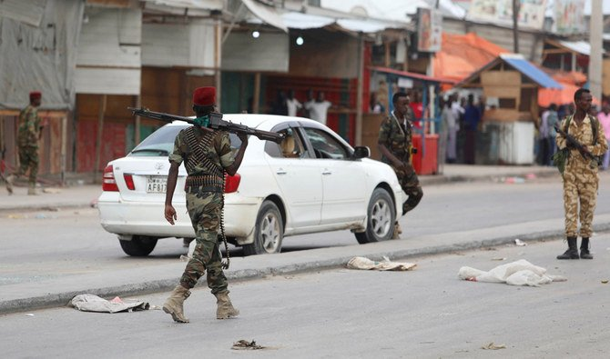 Dozens reported killed in clashes between Somali troops and Al-Shabab militants