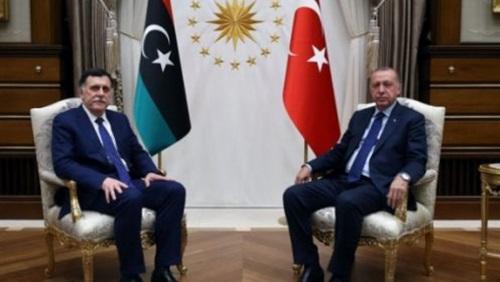 The looted money of Libya…by Al-Sarraj and the Brotherhood