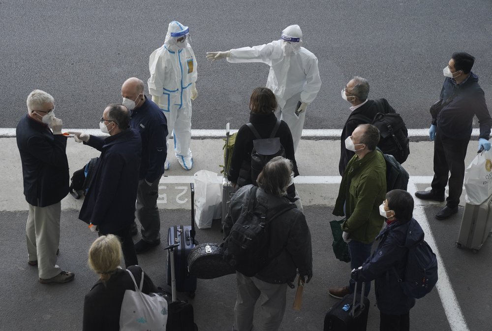 WHO team arrives in Wuhan to investigate pandemic origins