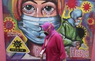 Indonesia's confirmed coronavirus cases exceed 1 million