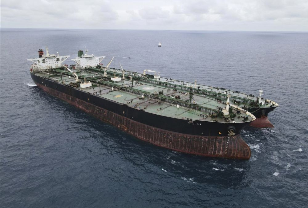 Indonesia Says it Has Seized Iranian Tanker