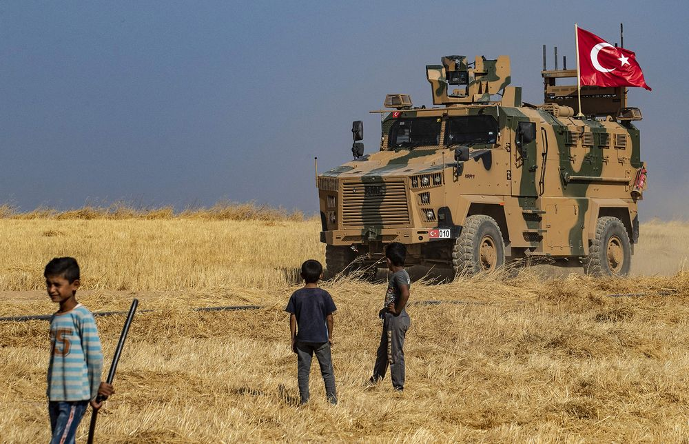 France warning against ISIS resurgence in Syria