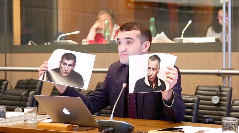 Azerbaijan violating law by trying Armenian hostages – Maat