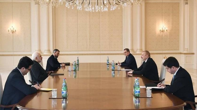 Zarif Kicks Off Regional Tour From Azerbaijan