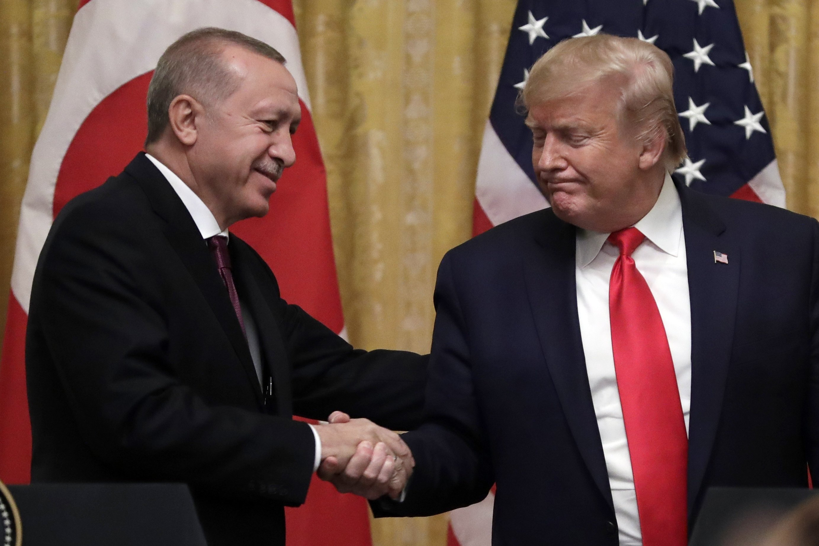 Turkey in policy change as new president prepares to take over in US