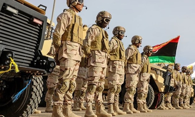 Get out of our country: Libyan army confronts Erdogan's militias in south