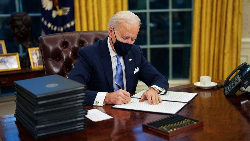 Biden Orders Extended Aid To Address Growing Hunger Crisis