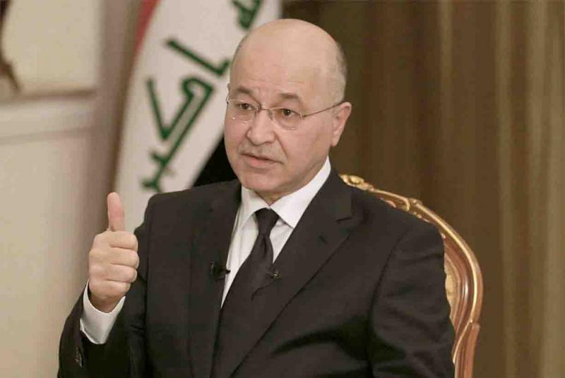 Iraqi President Calls for Preventing Electoral Fraud