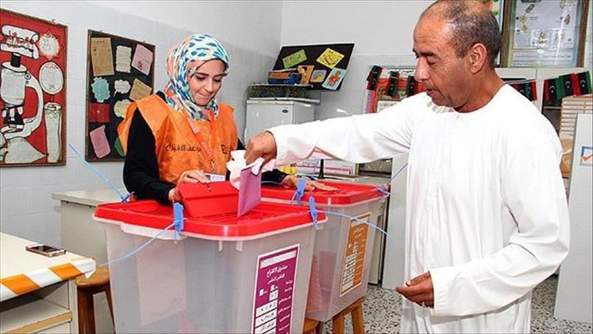 Libyans agree on constitutional referendum before elections