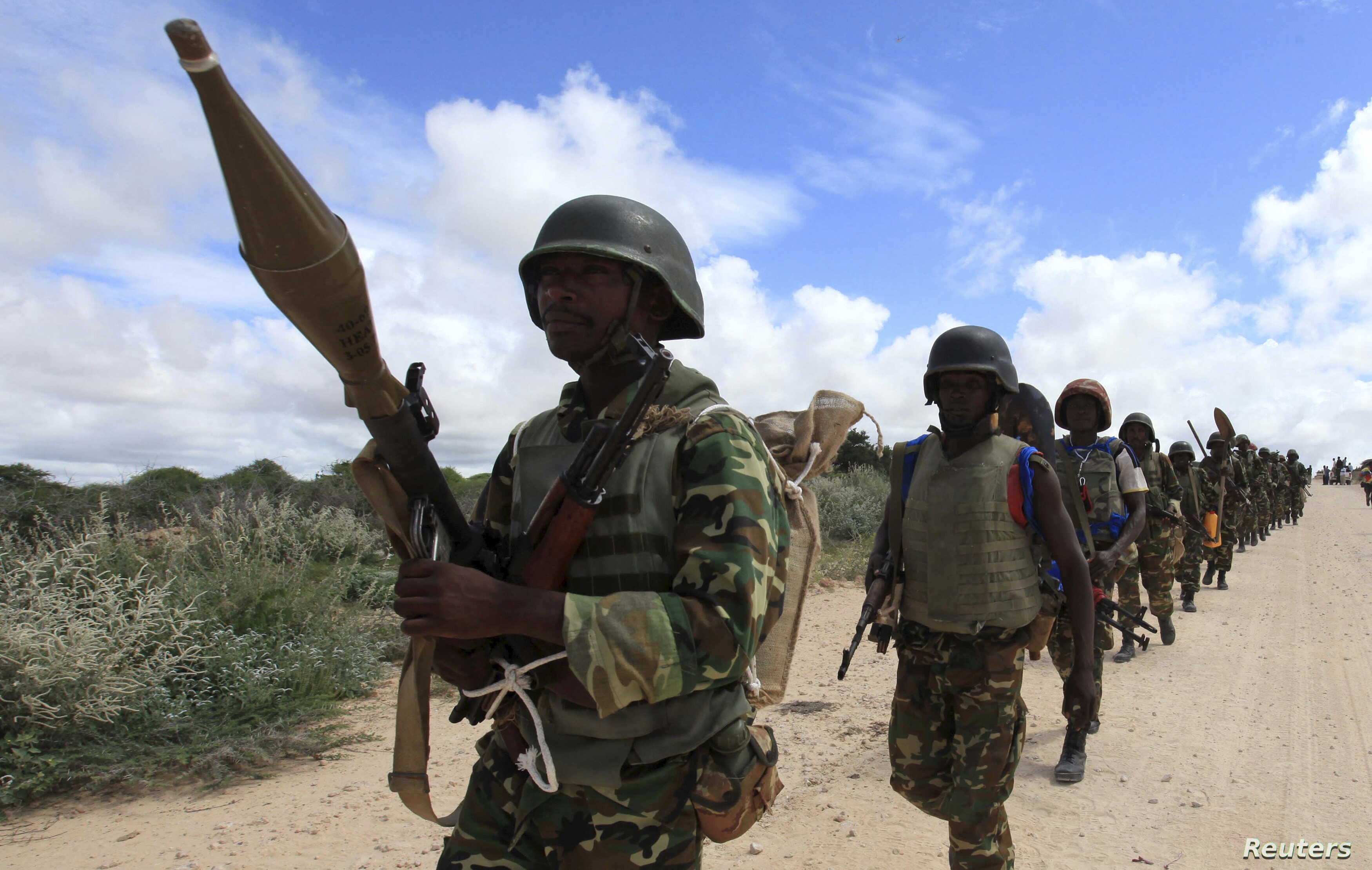 NGO calls on AU to investigate sending of mercenaries to Somalia