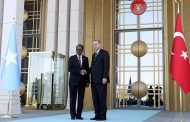 Erdogan supports Farmaajo in Somalia to penetrate Horn of Africa