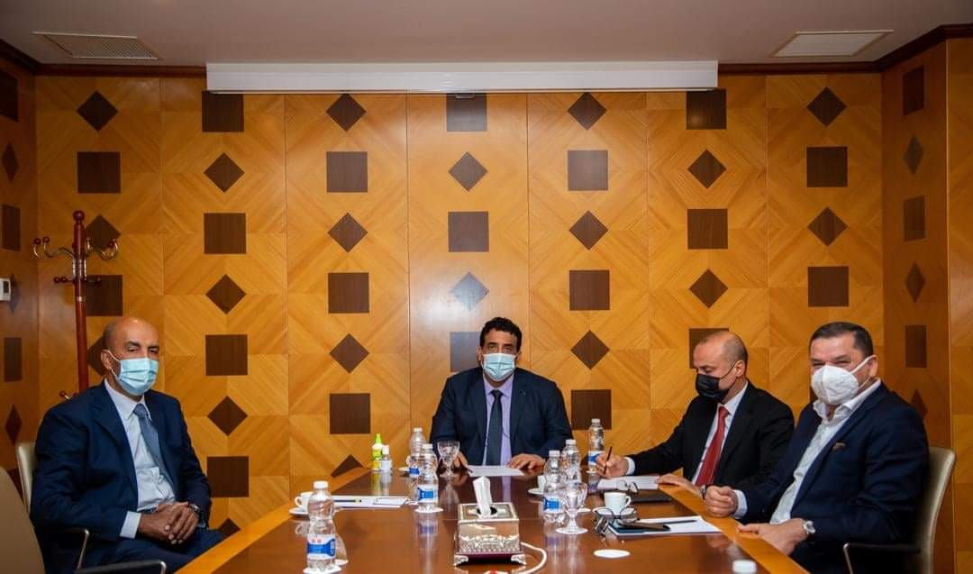 Libya's new executive authority holds 1st meeting to discuss formation of new government