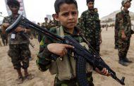 Houthis deploying Yemen's children in battlefields