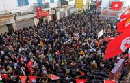 Tunisians' anger threatens prospects of Brotherhood-dominated parliament