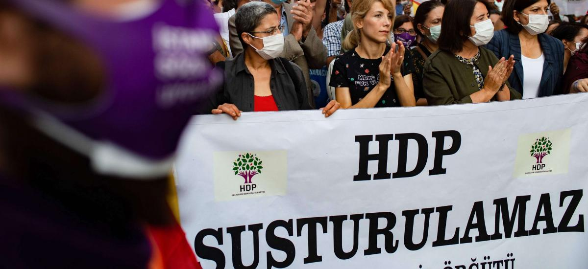 Pro-Kurdish party risks ban as Turkey launches probe
