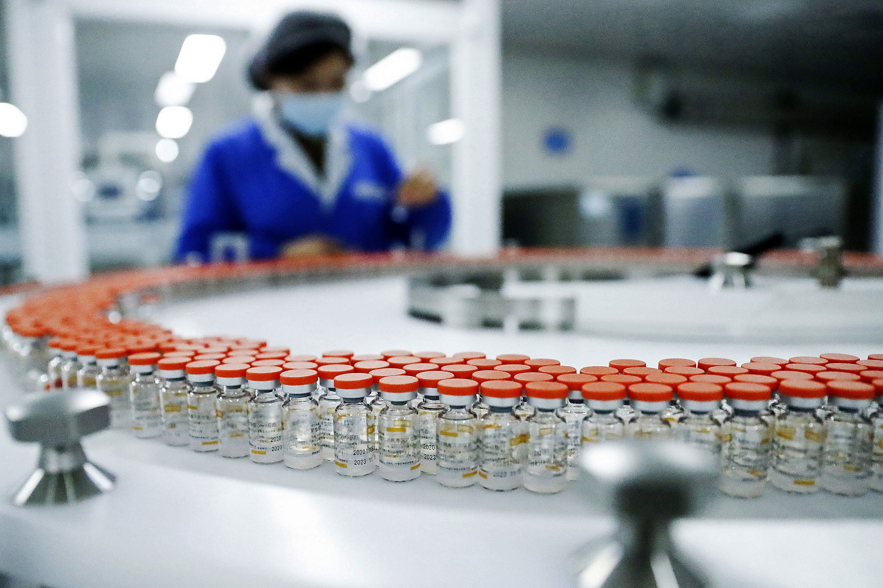 China aims to vaccinate 40 per cent of population by June