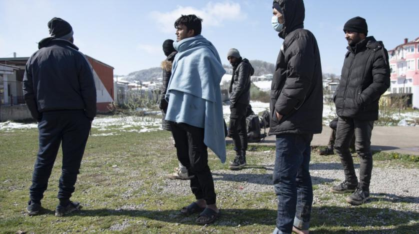 Struggling Bosnia Sees Infection Surge In Migrants, Refugees