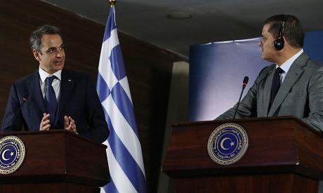 Greece calls on Libyan government to cancel maritime deal with Turkey