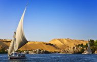 Support life.. Support the Nile flowing in Egypt