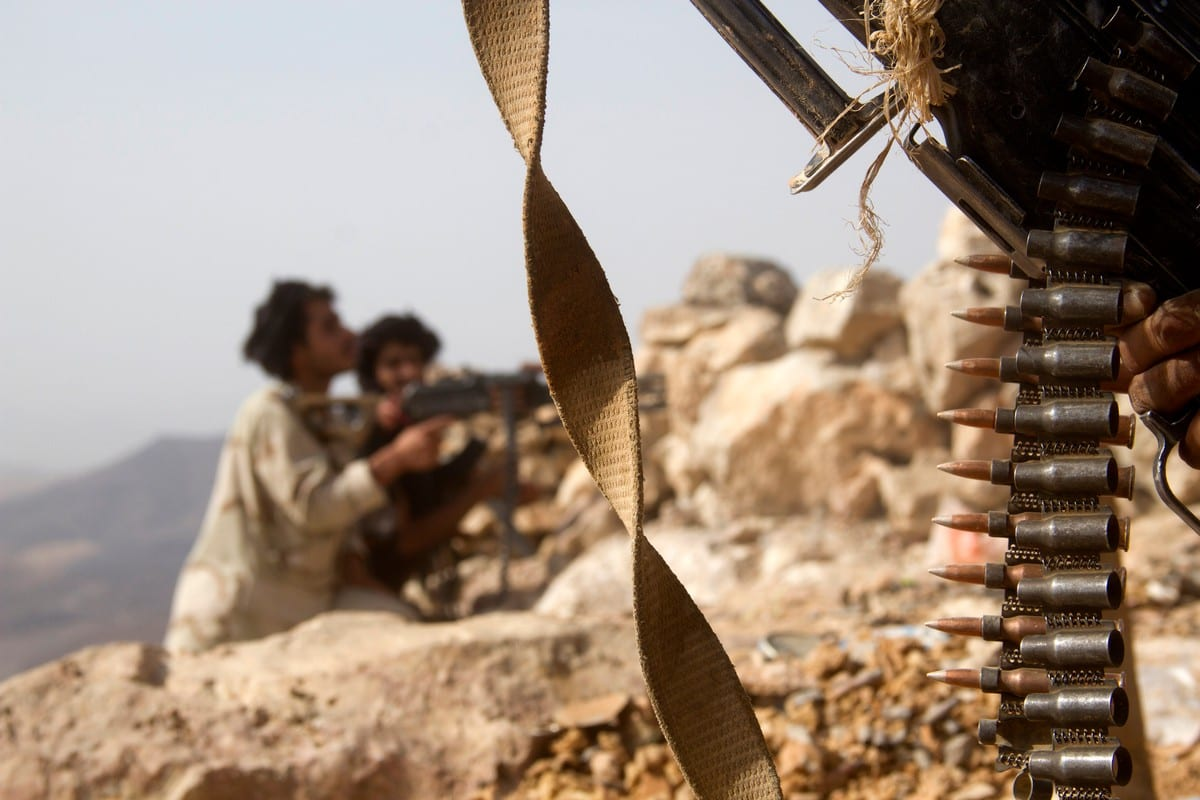 Houthi extortion empire collapsing in Marib