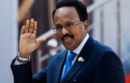 Somalia's president signs law extending his mandate for two years - state news agency