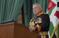 Arab World Supports King Abdullah's Efforts to Preserve Jordan's Security