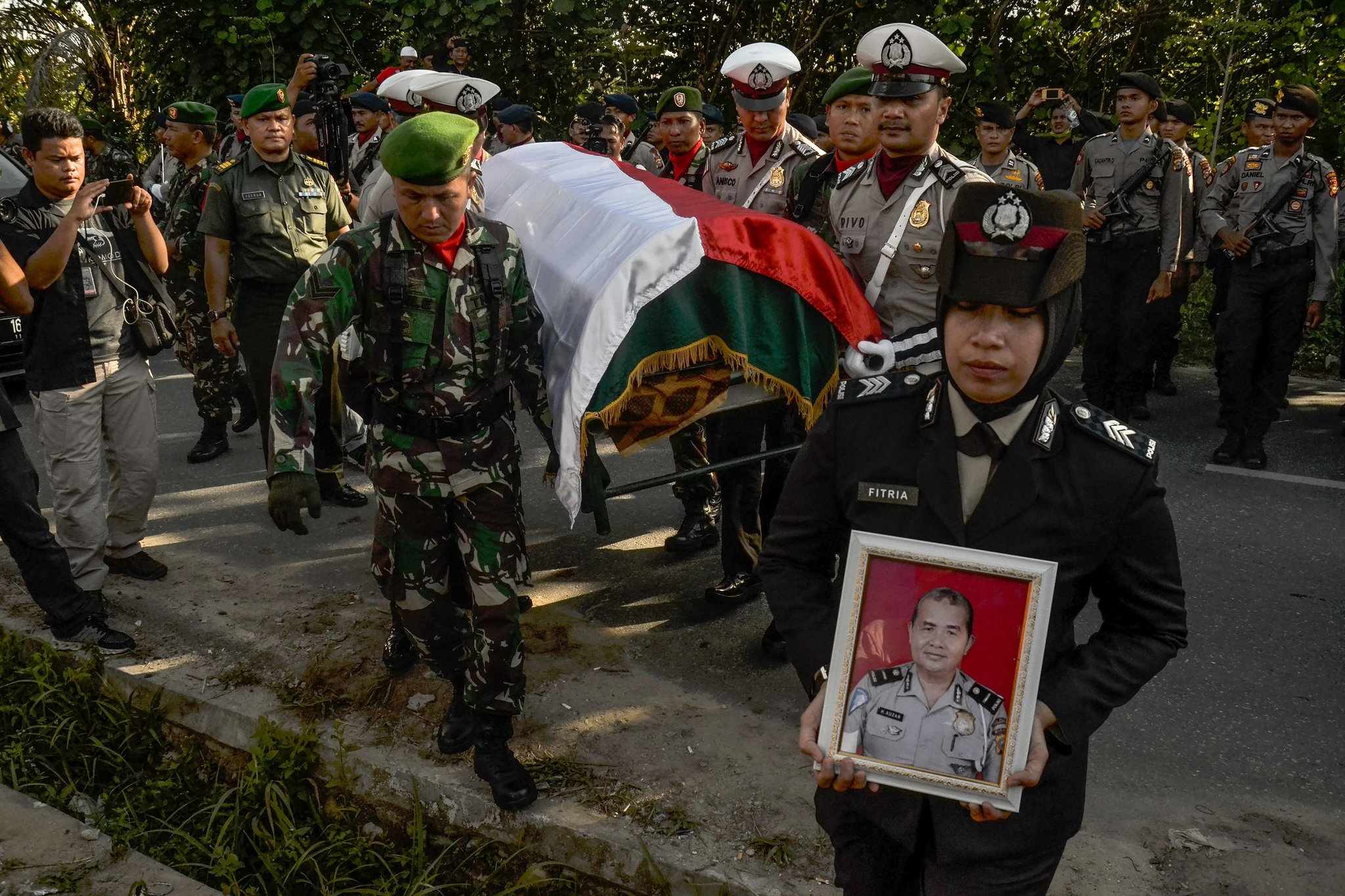 With ISIS fingerprints: Terrorism strikes Indonesia amid sectarian violence