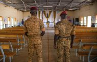 Burkina Faso's army chaplains tested by extremist conflict