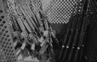 Some stolen US military guns used in violent crimes