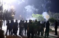Protests over police violence spread through Tunisian capital