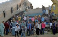 Egypt Reports Two Train Accidents within 24 hours
