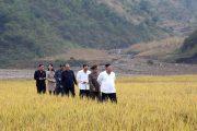 North Korea Is Facing a 'Tense' Food Shortage