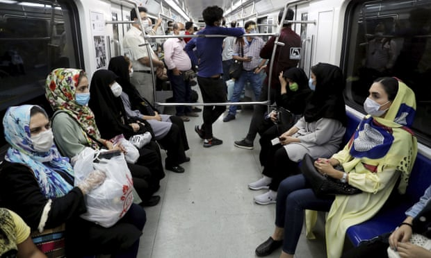 'Cyber-attack' hits Iran's transport ministry and railways