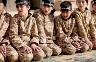 ISIS regrouping in Syrian desert, depending on child recruits