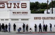 US gun sales surge triggers ammo shortage