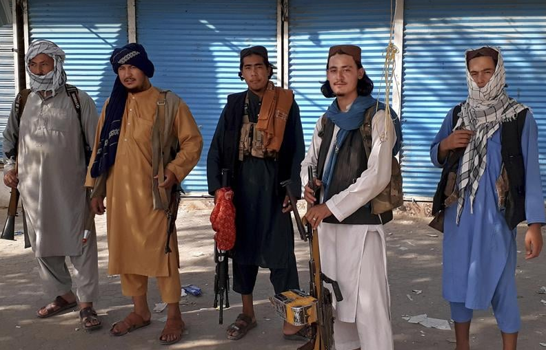 In Taliban's 7-day march to power, a stunning string of wins