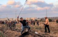 Israeli jets bomb Gaza Strip after riot shooting