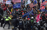 Fourth officer kills himself after US Capitol riot