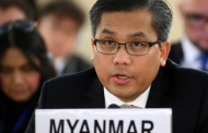 Myanmar Ambassador, Who Opposed Coup, Is Target of Assassination Plot