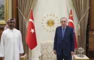 Senior UAE official meets Erdogan  Turkish president welcomes UAE investments, hopes to meet bin Zayed