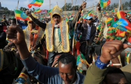 Ethiopia's prime minister calls for mass enlistment amid battlefield losses to Tigray rebels