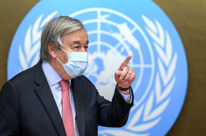 U.N. Gets $1 Billion for Afghan Relief as Taliban Promise Access for Aid Workers