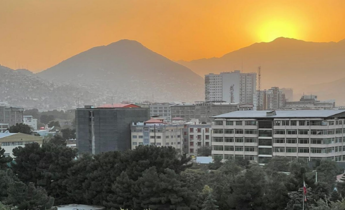 Shot-Up SUVs, Teens Manning Checkpoints: A Reporter's Return to Kabul Weeks After the Fall