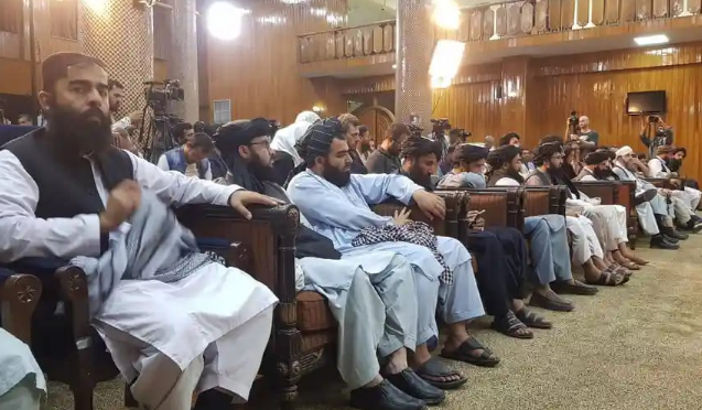 Taliban name all-male Afghan cabinet including minister wanted by FBI